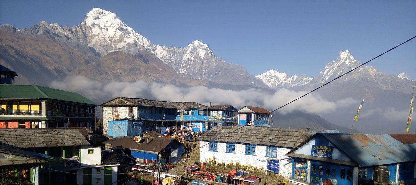 Royal Annapurna Trekking - 8 days