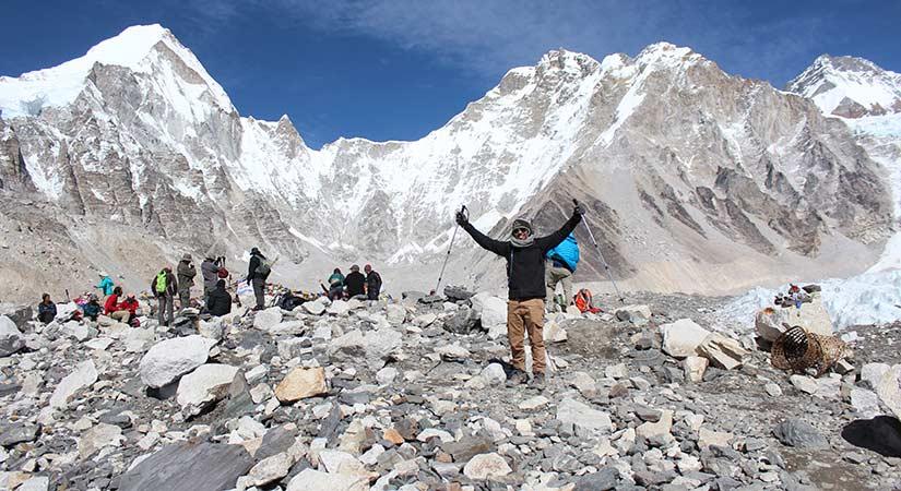 Gokyo Trek and Island Peak Climbing - 16 days
