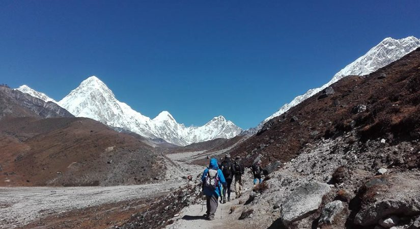 Gokyo Trekking - 13 days