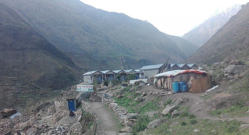 Budget Manaslu and Tsum Valley Trek - 24 days