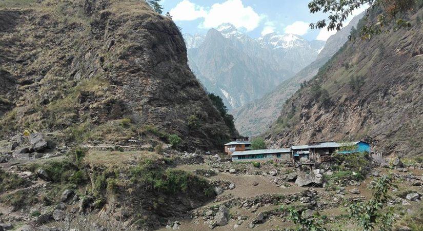 Manaslu Trek - 16 days