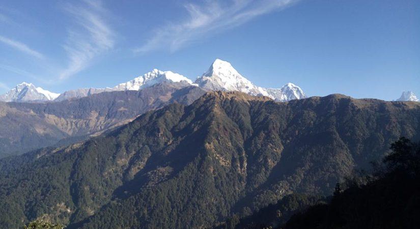 Ghorepani Poon Hill Trek - 9 days