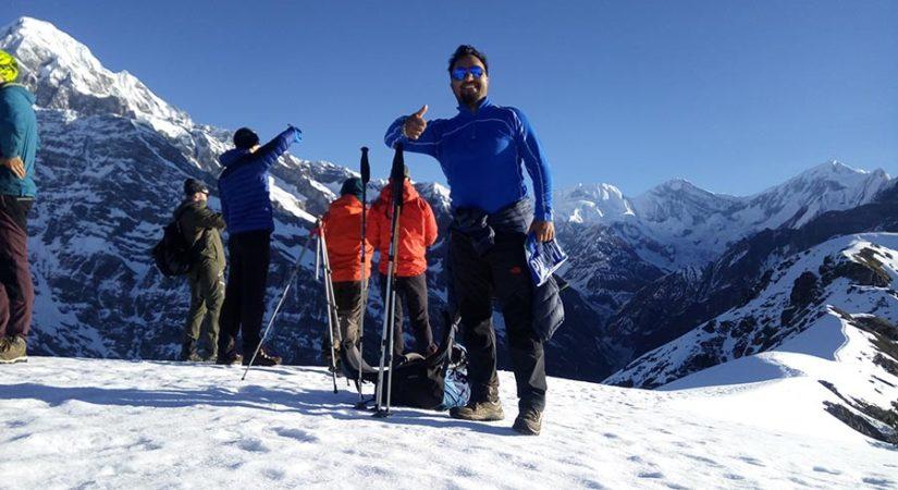 Annapurna Mardi Himal Trek - 8 days