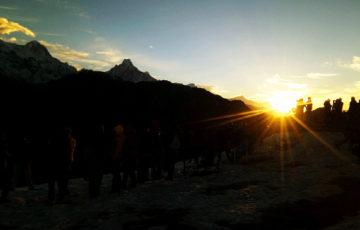 Annapurna Lower Loop Trek