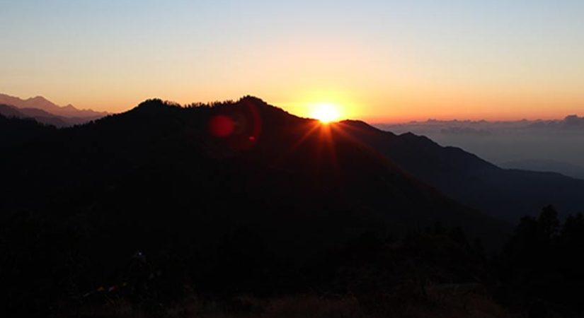 Australian Camp & Sarankot Hiking - 6 days