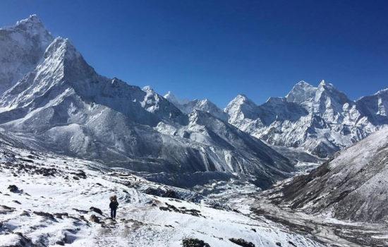Low Budget Everest base camp trekking