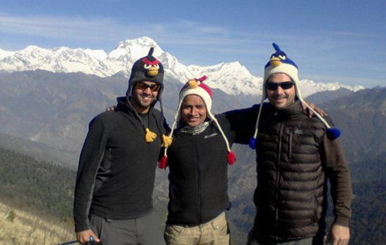 Why trek in Annapurna region