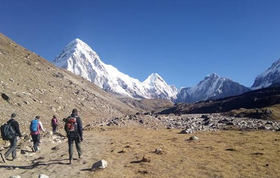 Luxury Everest Base Camp Trek
