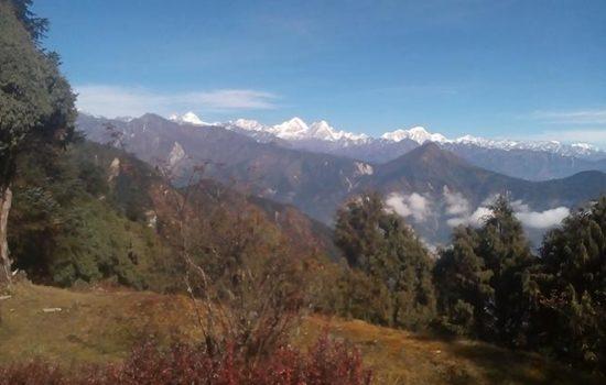 Top 3 short hiking near Kathmandu