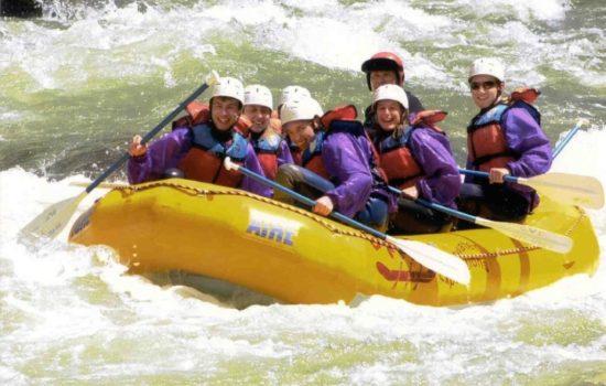 Rafting Nepal Safe Holiday