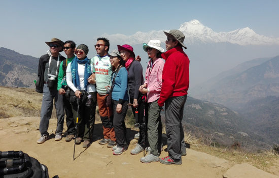 Why trek with Freelance Guide