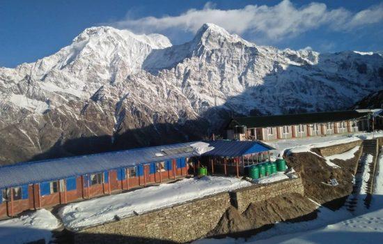 trekking mardi himal is the best trek in Annapurna 2020/2021