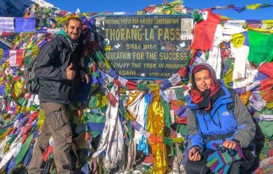 Trekking choices in Annapurna Region
