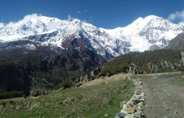 12 Days Circuit Annapurna trek with independent Guide