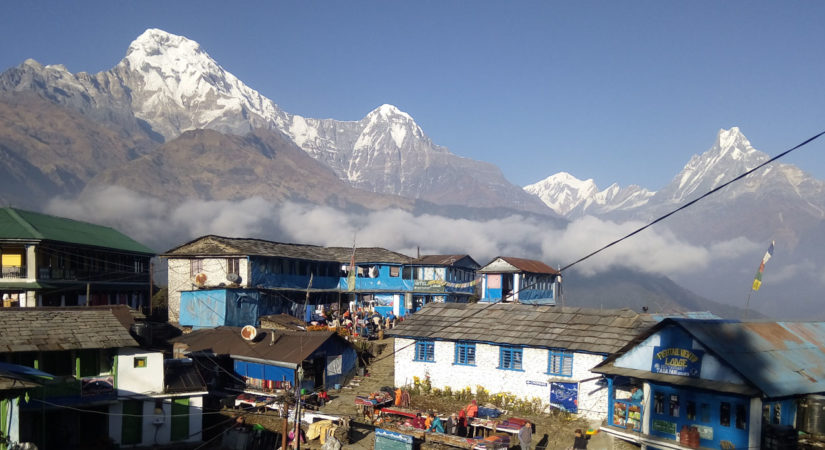 Khopra trek-14 days