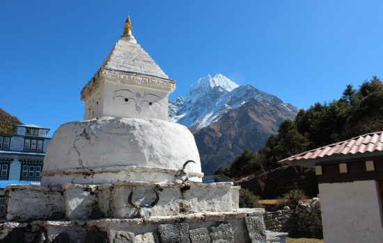 Everest base camp trek preparation