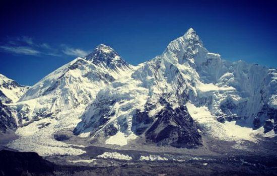 Starting Everest base camp trekking