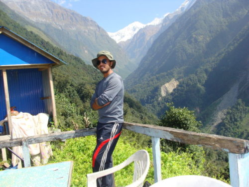 Annapurna ghorepani trek
